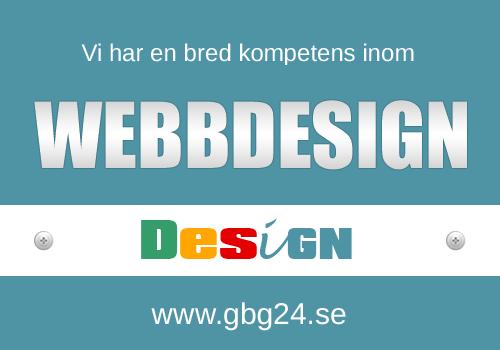Webbdesign - Gbg24 - Göteborg